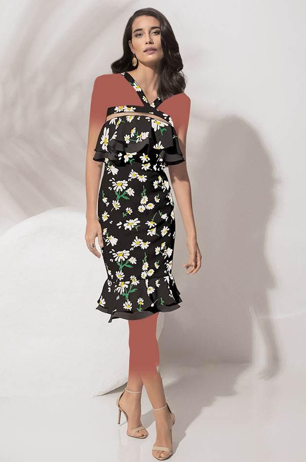 تصاویر زیباترین مدل های جدید لباس مجلسی زنانه برند Agilita