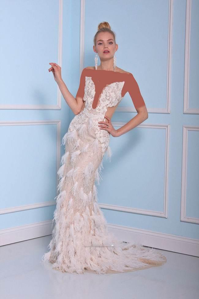 گالری تصاویر مدل لباس عروس جدید 96 و 2017 در تاپ ناز