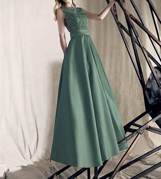 عکس های مدل لباس مجلسی بلند خاص زنانه برند kenzel