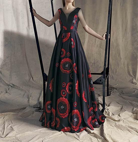 تصاویر مدل لباس های مجلسی برند kenzel