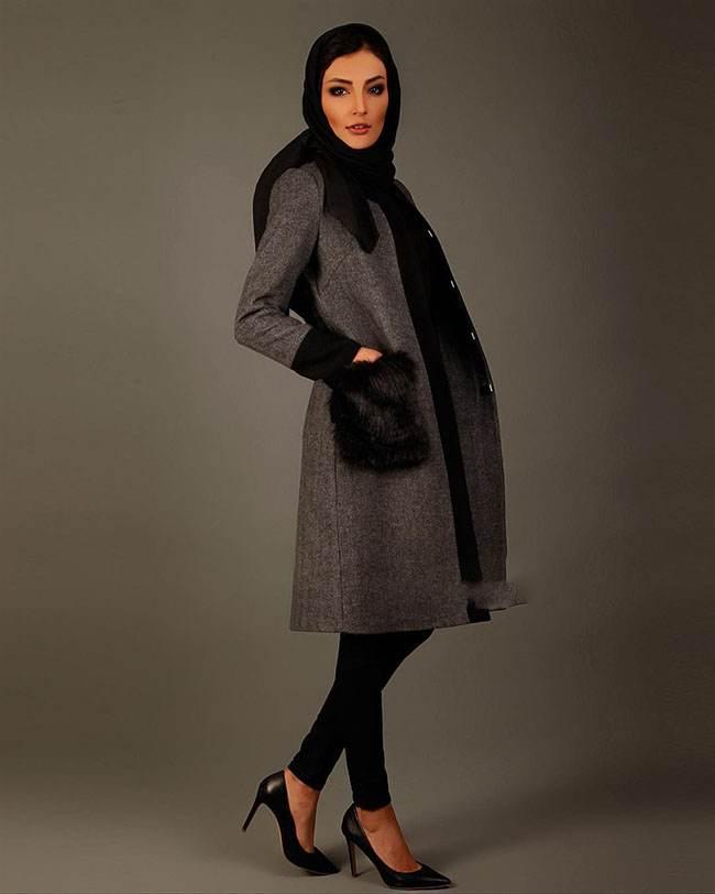 عکس هایی از مدل مانتو برند ایرانی waller