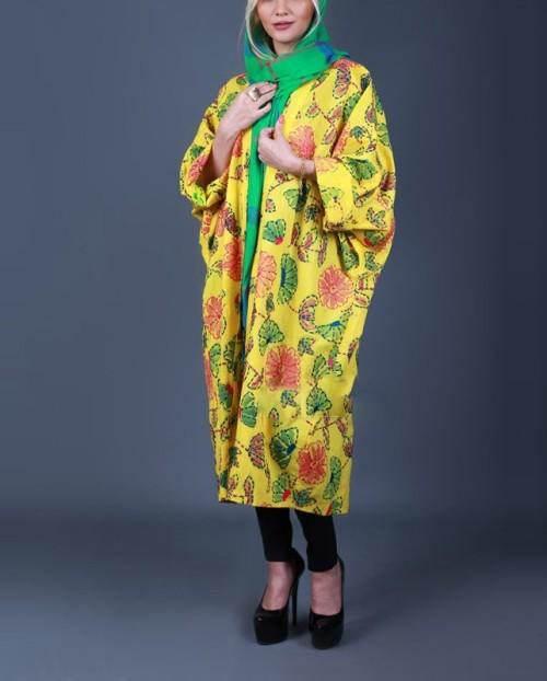 مدل مانتو ساده طرح دار تصاویر مدل مانتو مجلسی با طرح های ساده و زیبا-مدل لباس ...