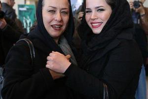 Photo of عکس ملیکا شریفی نیا از مادرش که در اینستاگرام قرار داد