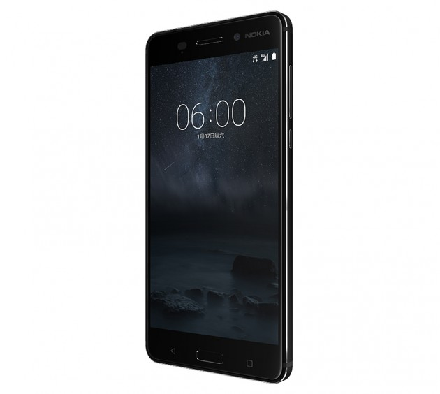 مشخصات گوشی نوکیا 6 | Nokia 6 تصاویر و قیمت گوشی جید نوکیا