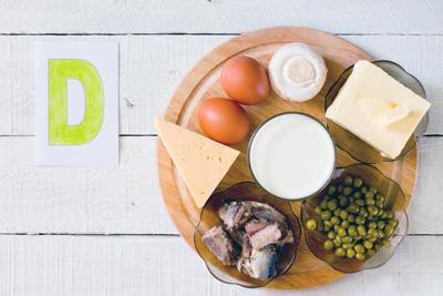 چگونه بدن را مملو از ویتامین D کنیم؟ منابع ویتامین دی