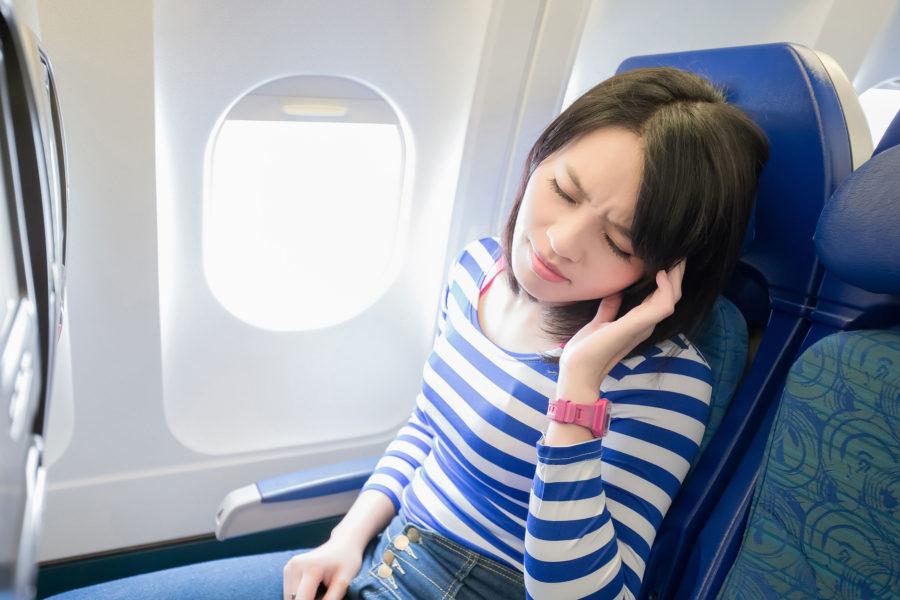 اثرات منفی که در اثر پرواز طولانی در بدن دیده می شود