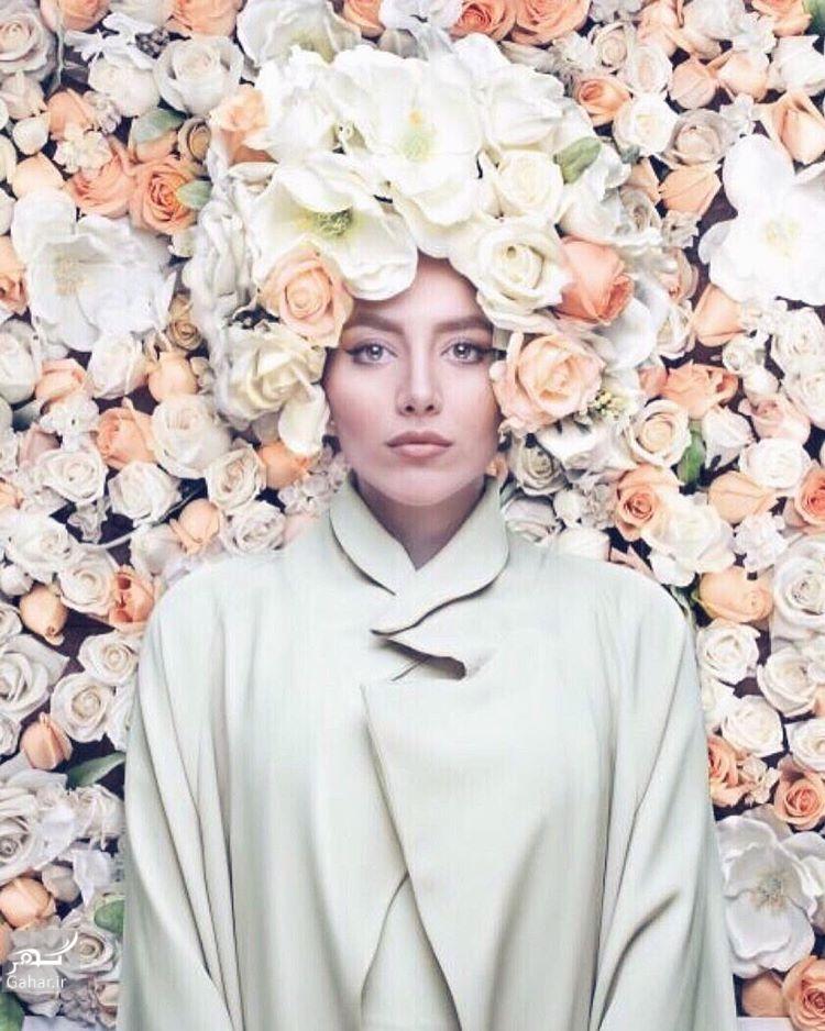 عکس های یاسمن خطیبی دختر شقایق فراهانی مدل و مانکن ایرانی