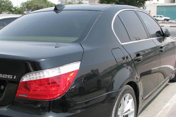 شرایط دودی کردن شیشه خودرو از نظر پلیس و درصد مجاز شیشه دودی