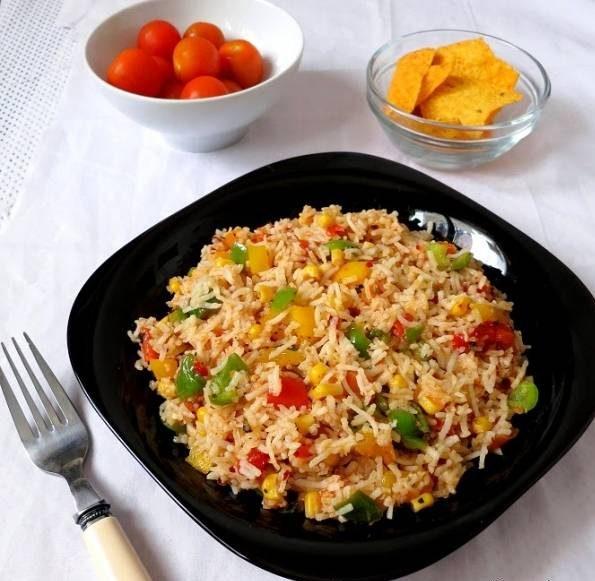 برنج سالسا