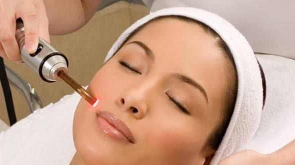درمان بیماری پوستی با لیزر