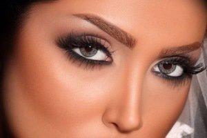 مدل آرایش زیبا و جذاب زنانه