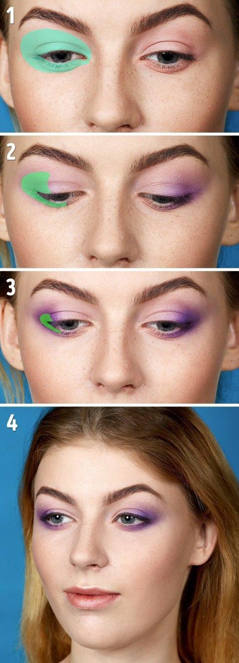 پنج مدل آرایش زیبا و جذاب زنانه