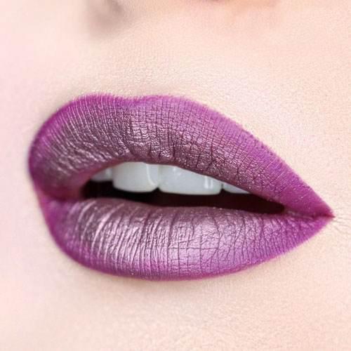 عکس های زیباترین مدل آرایش و رژ لب Paisley Mattes