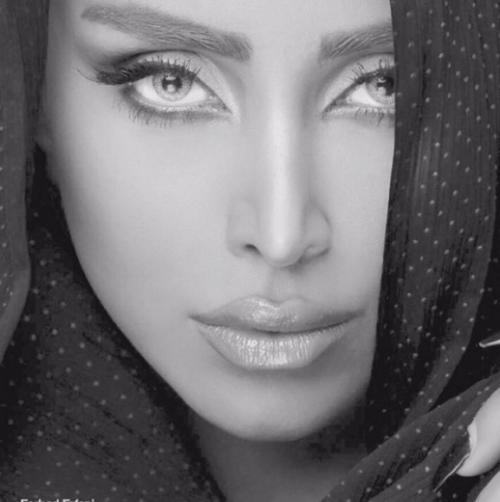 عکس های الهام عرب مدل معروف ایرانی در اینستاگرام