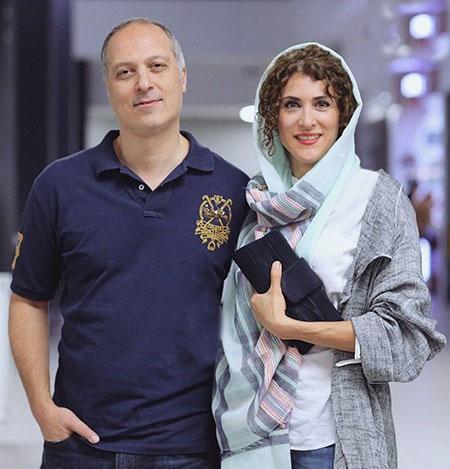 بازیگرا و همسرانشان 2 تصاویر جذاب بازیگران ایرانی و همسرانشان 13 عکس