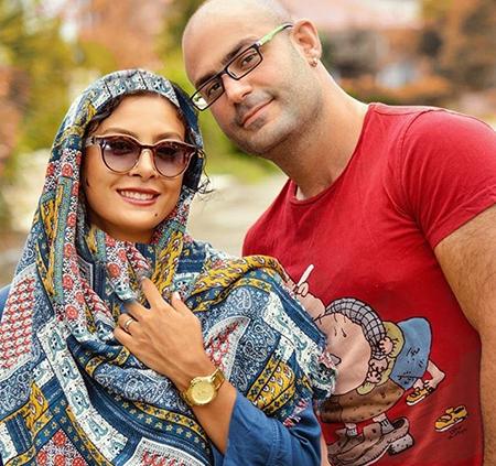 بازیگرا و همسرانشان 7 تصاویر جذاب بازیگران ایرانی و همسرانشان 13 عکس