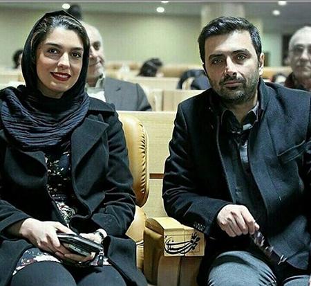 بازیگرا و همسرانشان 8 تصاویر جذاب بازیگران ایرانی و همسرانشان 13 عکس