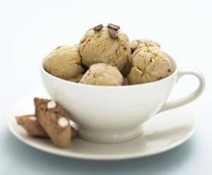 بستنی قهوه