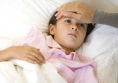 تشنج نوزاد ناشی از تب