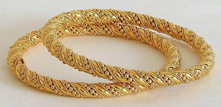 عکس هایی از شیک ترین مدل دستبندهای طلا