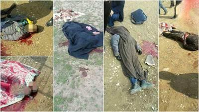 قتل عام خاوادگی به دلیل رابطه نامشروع برادرزاده