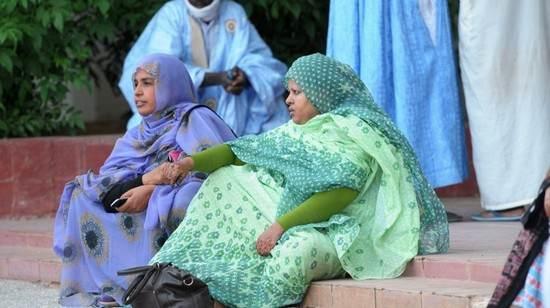 مردان موریتانی زنان چاق می پسندند