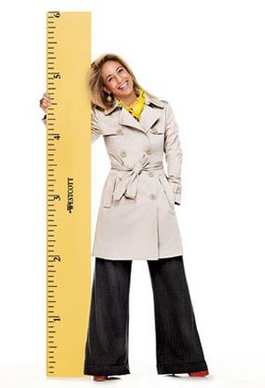 مدل لباس هایی که خانم ها را بلندتر نشان می دهد