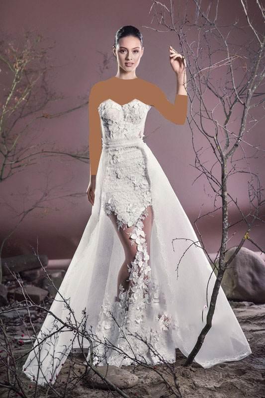 لباس عروس Cristallini 1 مدل های لباس عروس برند Cristallini برای عروس های زیبا مدل لباس