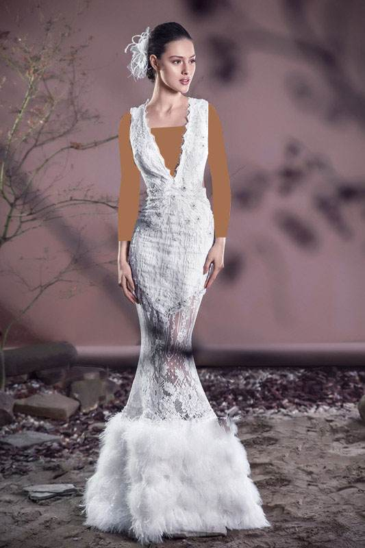 لباس عروس Cristallini 2 مدل های لباس عروس برند Cristallini برای عروس های زیبا مدل لباس