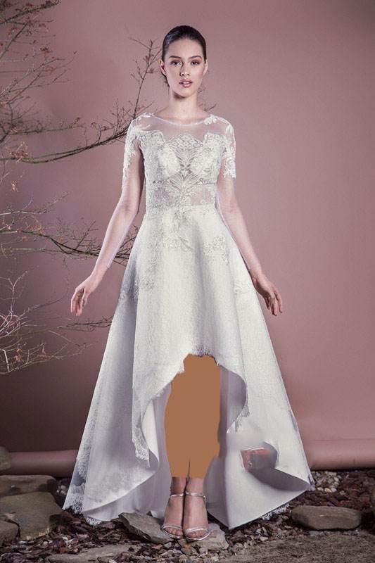 لباس عروس Cristallini 4 مدل های لباس عروس برند Cristallini برای عروس های زیبا مدل لباس