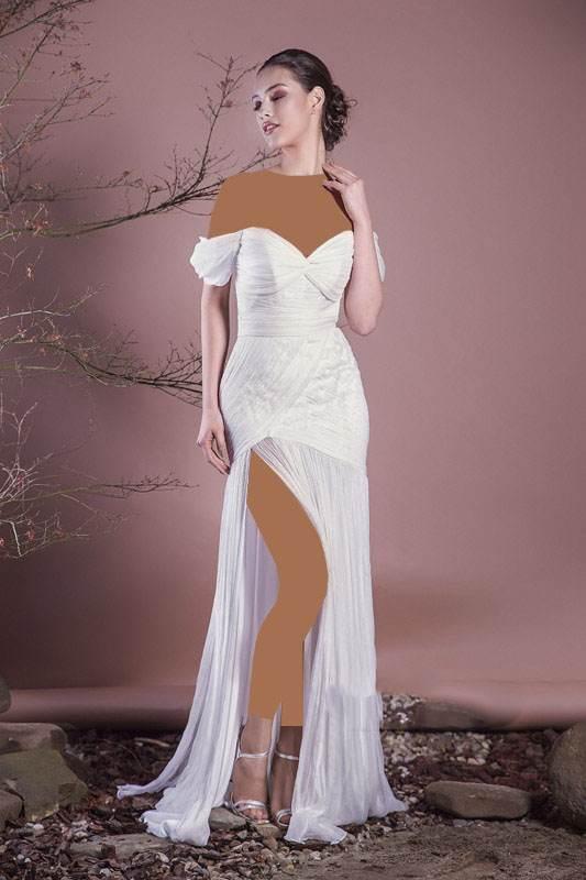لباس عروس Cristallini 5 مدل های لباس عروس برند Cristallini برای عروس های زیبا مدل لباس