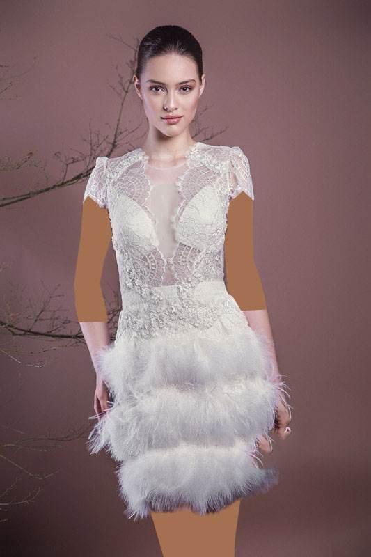 لباس عروس Cristallini 6 مدل های لباس عروس برند Cristallini برای عروس های زیبا مدل لباس