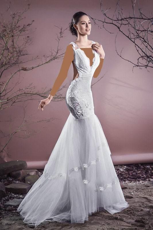 لباس عروس Cristallini 9 مدل های لباس عروس برند Cristallini برای عروس های زیبا مدل لباس
