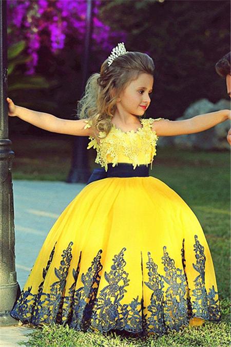 زیباترین مدل لباس های مجلسی دخترانه دختر بچه ها