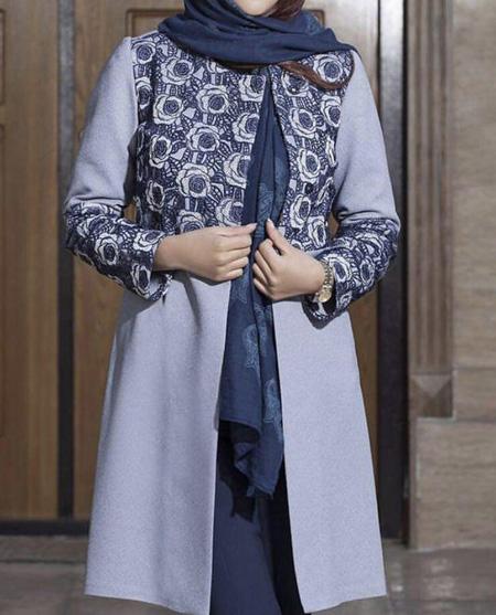 زیباترین مدل مانتو های طرحدار و خاص برای عید و بهار