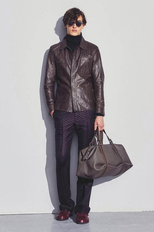 انواع مدل لباس مردانه شیک برند Bottega Veneta