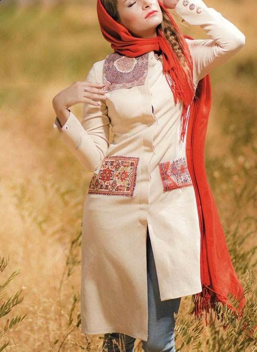 عکس جذاب ترین مدل مانتو های برند Atoun Moda