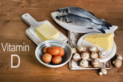 اثرات بد کمبود ویتامین D در بدن