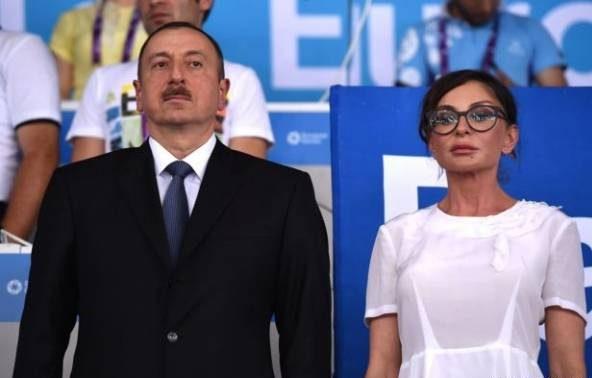 مهربان علیوا همسر ایرانی رئیس جمهور آذربایجان