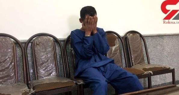 دختر جوان از آرایشگاه زنانه ای در تهران توسط مردی دزدیده شد!
