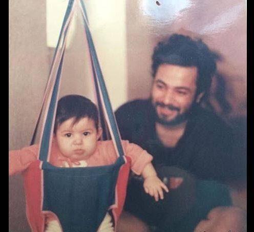 عکس حسن جوهرچی و دخترش اوا جوهرچی