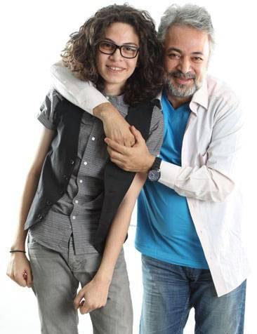 عکس های حسن جوهرچی و فرزندش