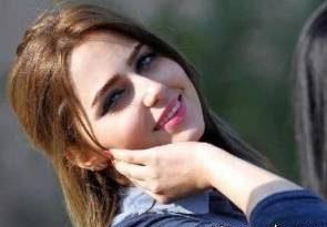 عکس های زیباترین دختر عراق دختر شایسته این کشور در جشن نامزدی اش
