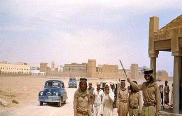 عکس های قدیمی از 60 سال پیش کشور عربستان گه جالب هستند
