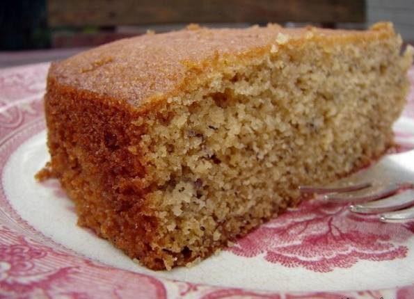 کیک موز و نارگیل