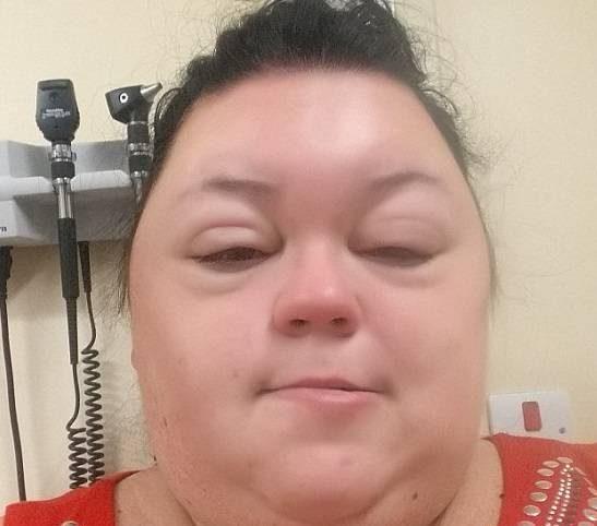 رنگ مو باعث شد چهره زن باردار شبیه به یک هیولای ترسناک شود! +عکس