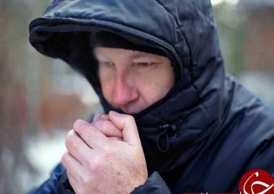 روش های مقابله با هوای سرد برای بیمار نشدن