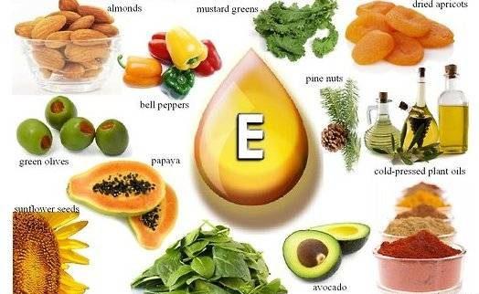 کمبود ویتامین E باعث سقط جنین می شود