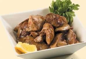 فواید خوردن دل و جگر مرغ