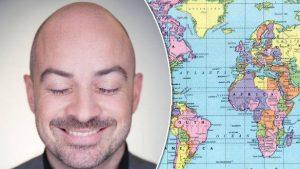آمار کچلی مردان و ریزش مو در کدام کشورها بیشتر است؟